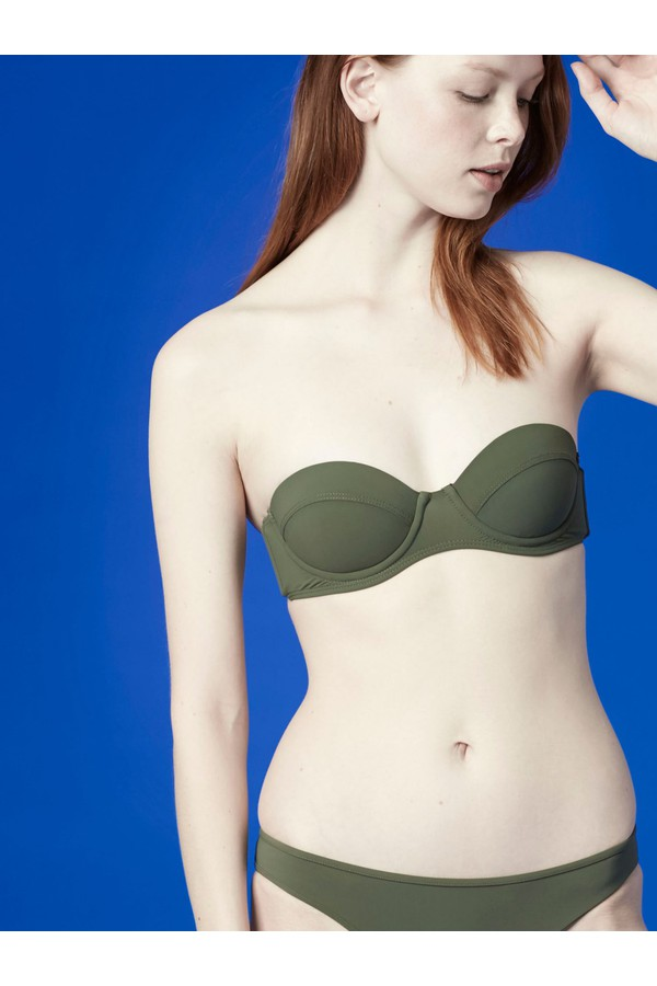 Diane von Furstenberg Bralette Bikini Top