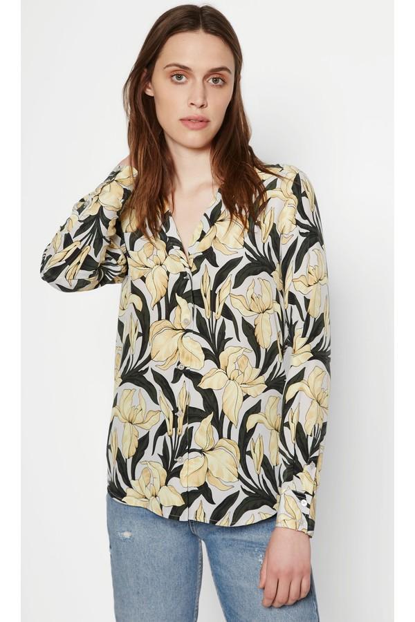 73c635f1e Long Sleeve Adalyn Silk Shirt