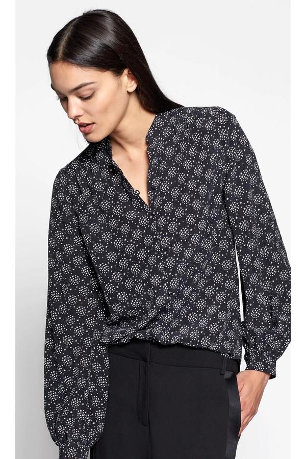 f5bea0140f390 Cornelia Silk Shirt by Equipment at ORCHARD MILE