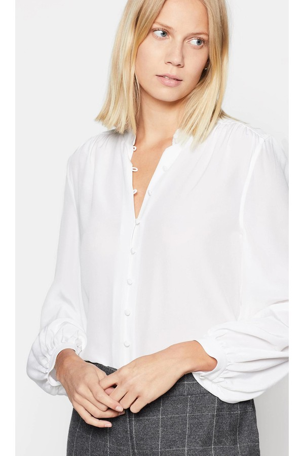 64faf60389034a Cornelia Silk Shirt by Equipment at ORCHARD MILE