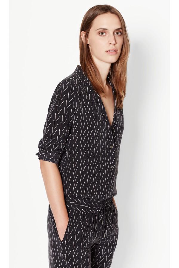 3af6dba99 Long Sleeve Adalyn Silk Shirt by Equipment