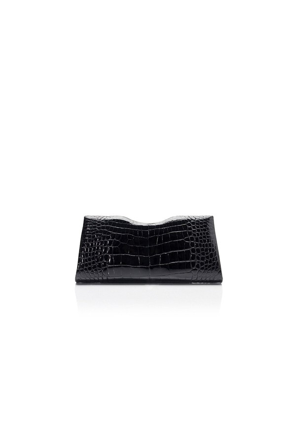 2cdf863a9e9a Medium Alligator Clutch by Fivestory New York at ORCHARD MILE