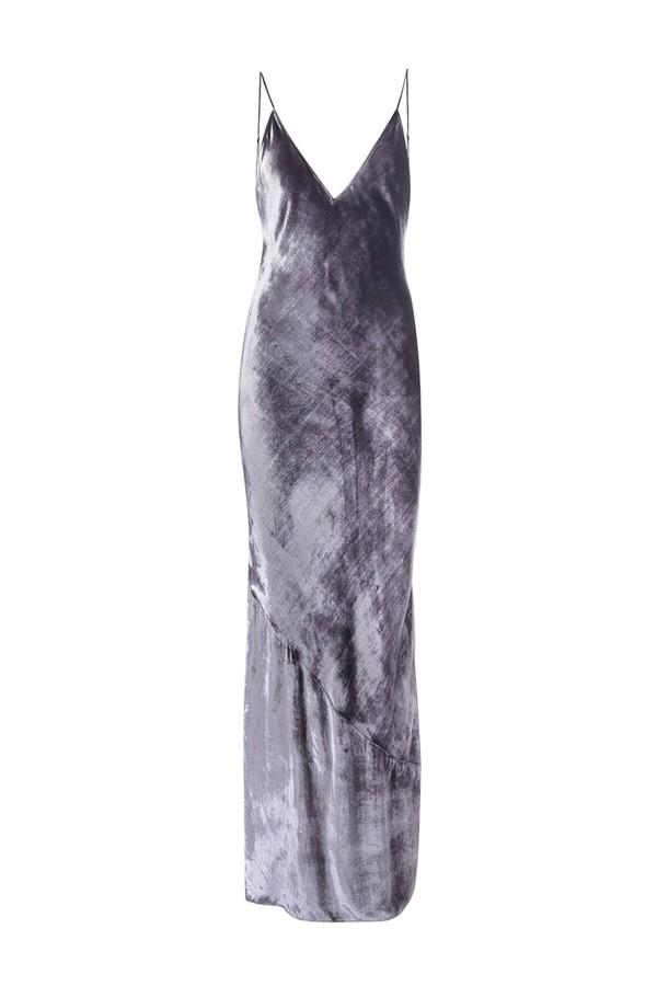 bcb609ad3e8b1 Velvet Slip Dress by Fleur du Mal at ORCHARD MILE