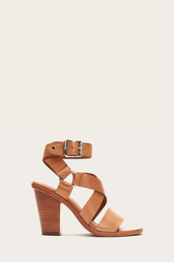 713f9057dc07 Sara Harness Sandal by Frye at ORCHARD MILE