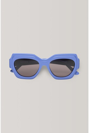 3ea6716e9af4 Shop Accessories / Sunglasses from Ganni at ORCHARD MILE with free...