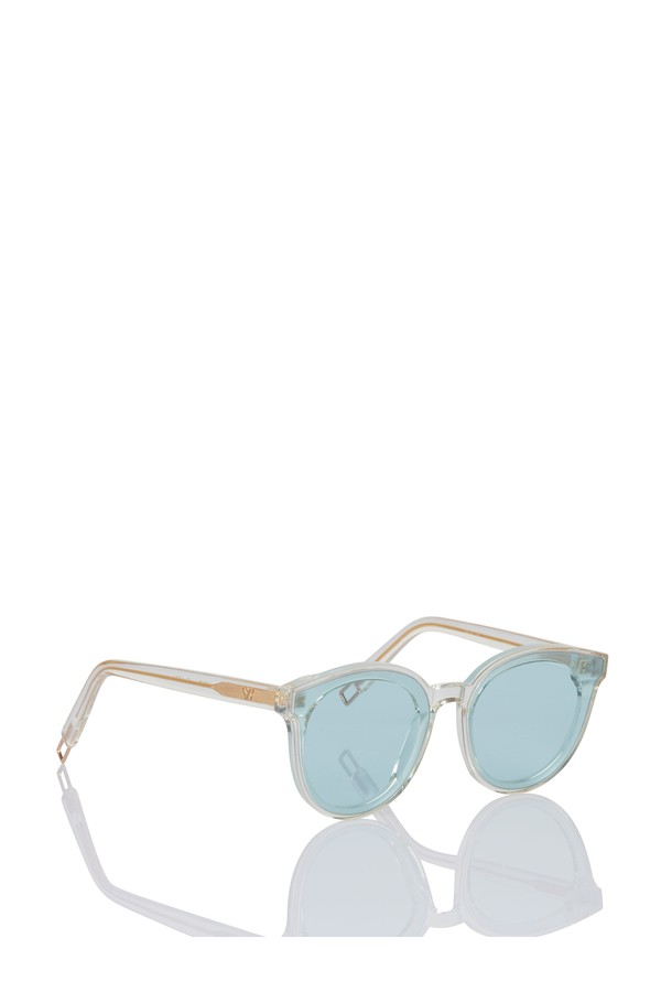 85a83032671f0 Black Peter Blue Sunglasses by Gentle Monster at ORCHARD MILE