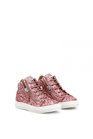 cca39c47ae678 Shop Kids / Girls / Girls Shoes from Giuseppe Zanotti at ORCHARD...