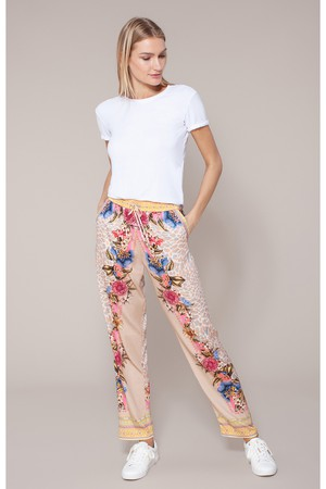 43ca0a3985ebf Manu Gauze Pull-On Pant by Johnny Was at ORCHARD MILE