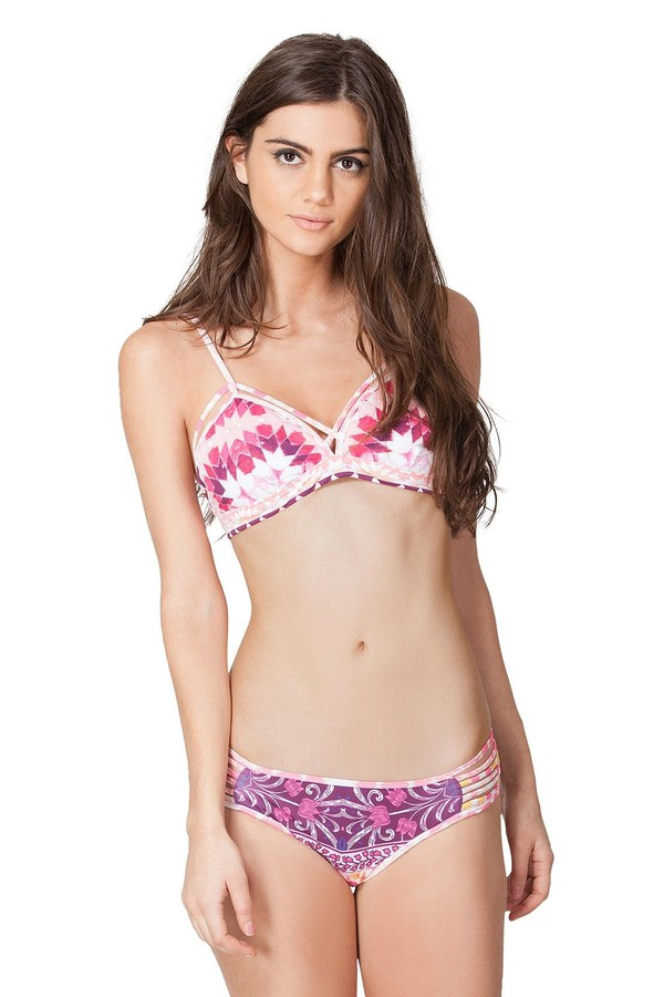 Hale Bob Doanna Strappy Bikini Bottom
