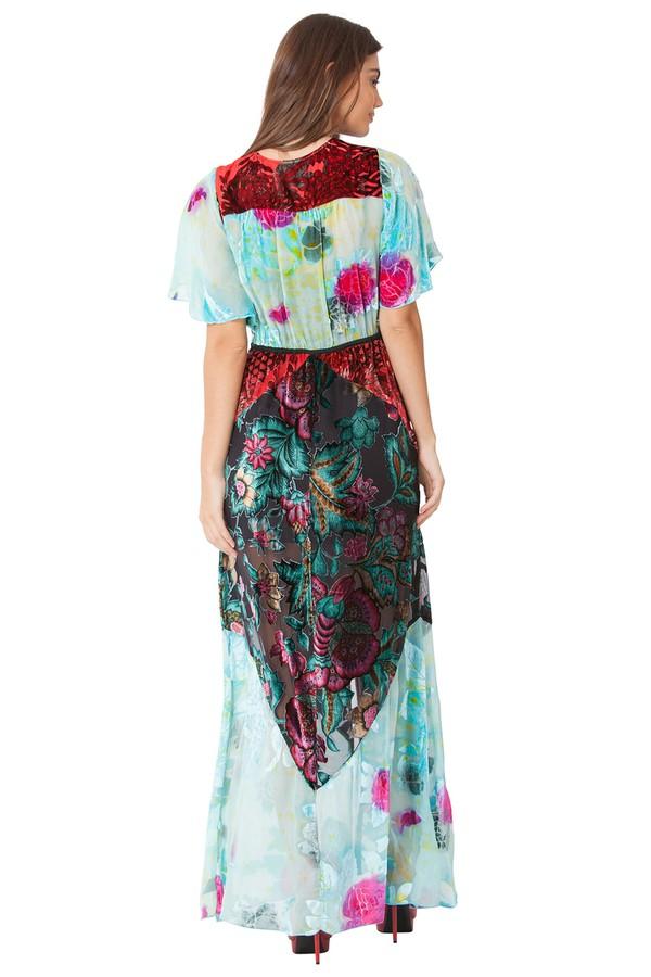 71260945ca80 Davina Silk Maxi Dress by Hale Bob at ORCHARD MILE