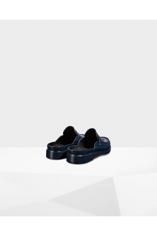1b2029a6f0e Women s Original Backless Gloss Penny Loafer by Hunter at ORCHARD MILE