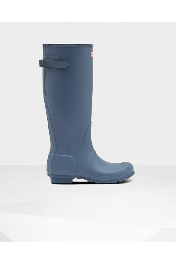 69733aa86698 Women s Original Tall Back Adjustable Rain Boots by Hunter at...