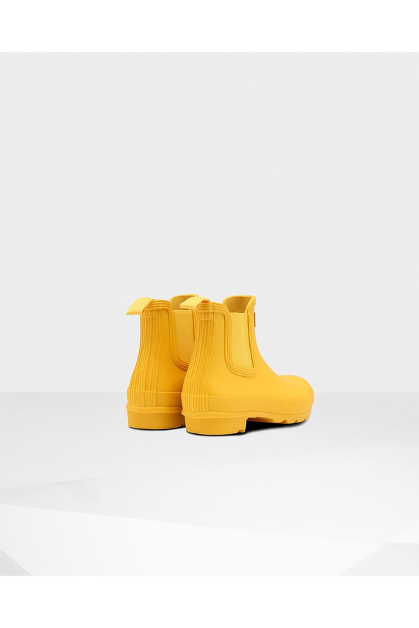 Women s Original Chelsea Boots by Hunter at ORCHARD MILE 58d901862cae