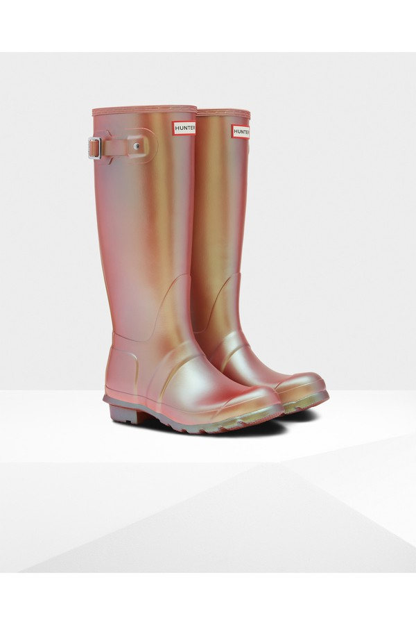 76d8fe8f8 Women s Original Nebula Tall Rain Boots by Hunter at ORCHARD MILE