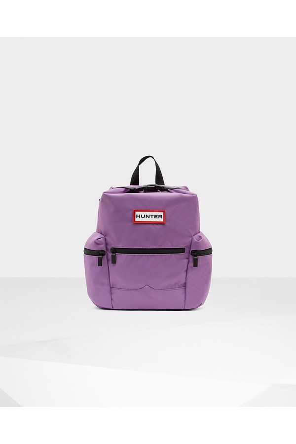 Original Mini Top Clip Backpack - Nylon by Hunter at ORCHARD MILE d4a83cf4ee17
