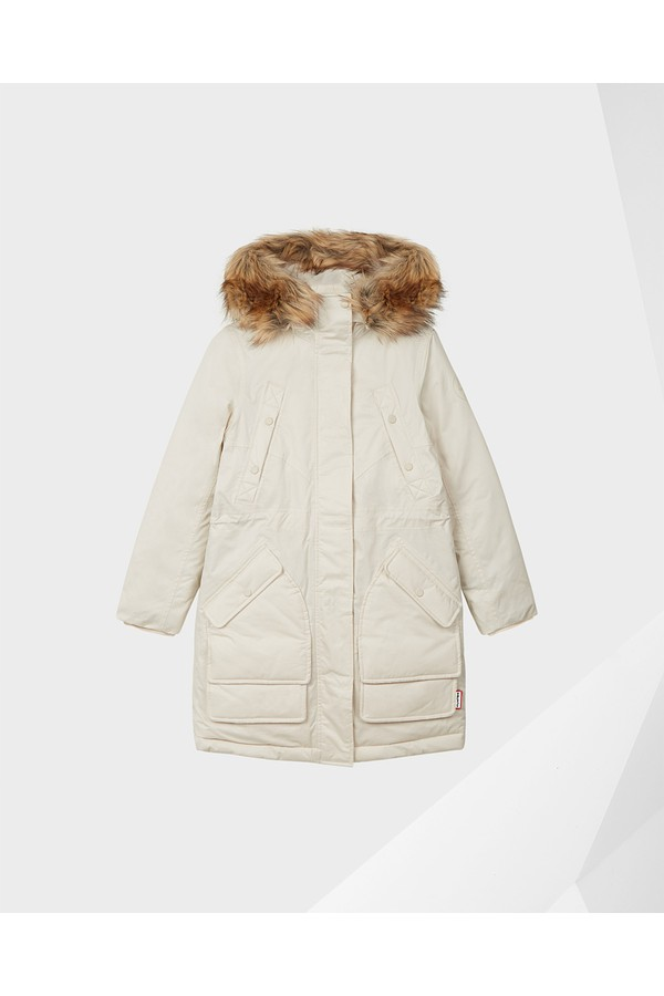Women s Original Insulated Parka Jacket by Hunter at ORCHARD MILE 1acf058359