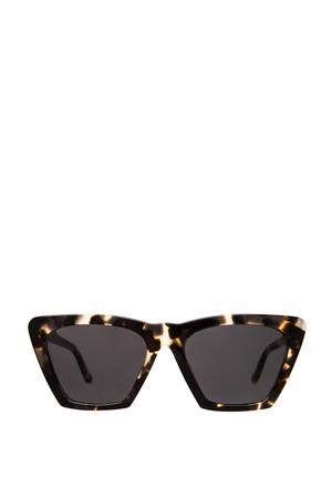 13e480173b Image of Illesteva Cat eye. Illesteva Lisbon White Tortoise Sunglasses
