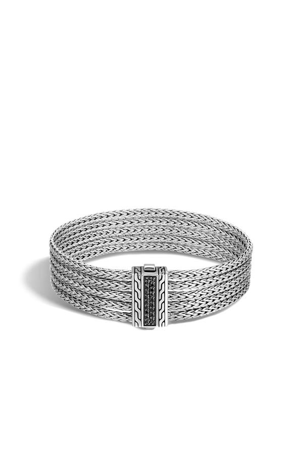 John Hardy Classic Chain Nine Row Bracelet Xs 7136Mc5M