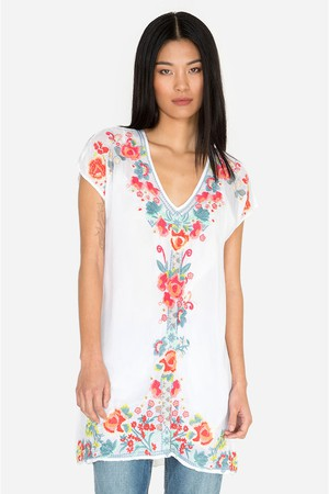 77132422958 Shop Clothing   Tops   Tunics from Johnny Was at ORCHARD MILE with...