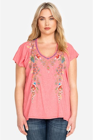 76a4668467 Shop Clothing   Tops from Johnny Was at ORCHARD MILE with free...