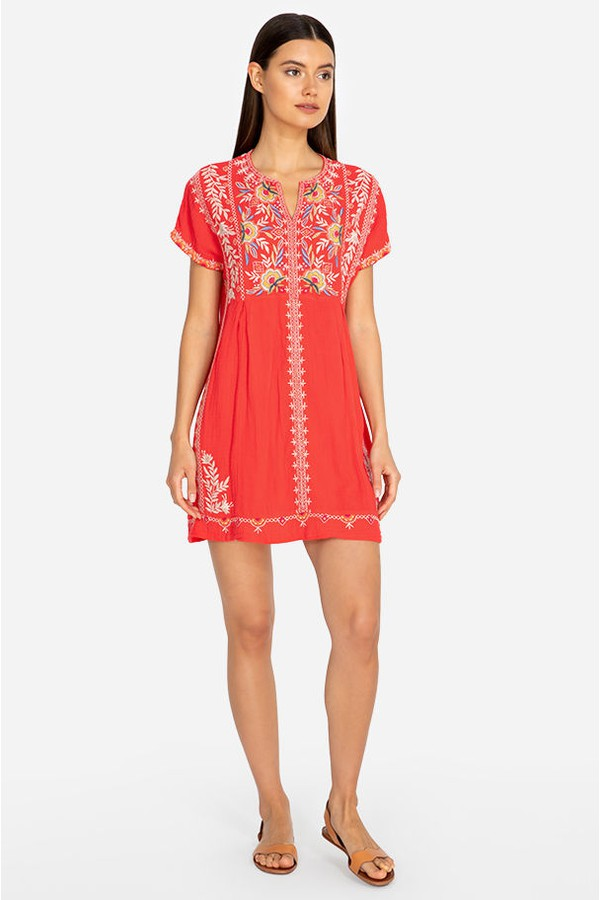 6975cfee6ee Uma Poncho Tunic Dress by Johnny Was at ORCHARD MILE