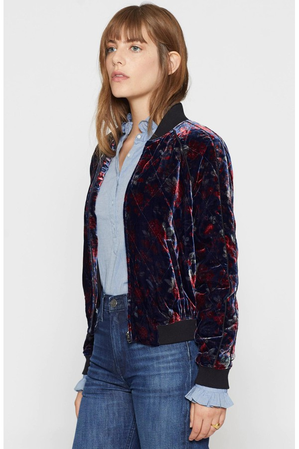0fcba0b1aef Mace Velvet Jacket by Joie at ORCHARD MILE
