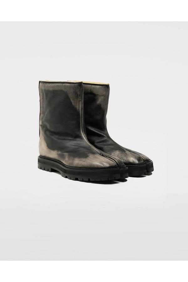 3507bf57156 Tabi Leather Hunter Boots
