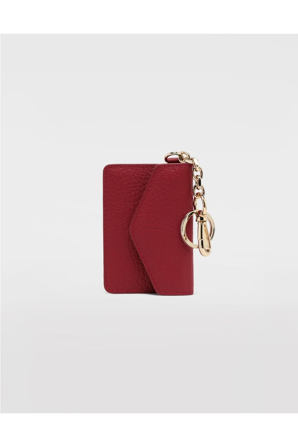 acc95c698efdb2 Leather Keyring Wallet by Maison Margiela at ORCHARD MILE