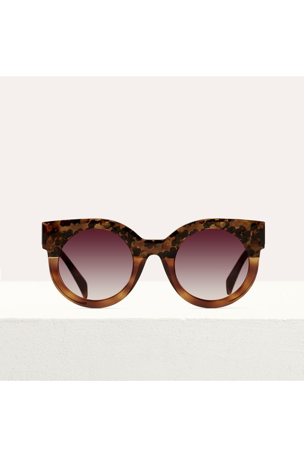 50c9aeea4740 Cat's Eye Sunglasses by Maje at ORCHARD MILE