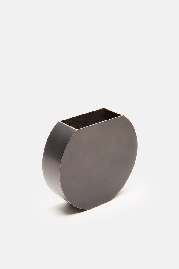 Moon Vase Bronzed Brass By Menu At Orchard Mile