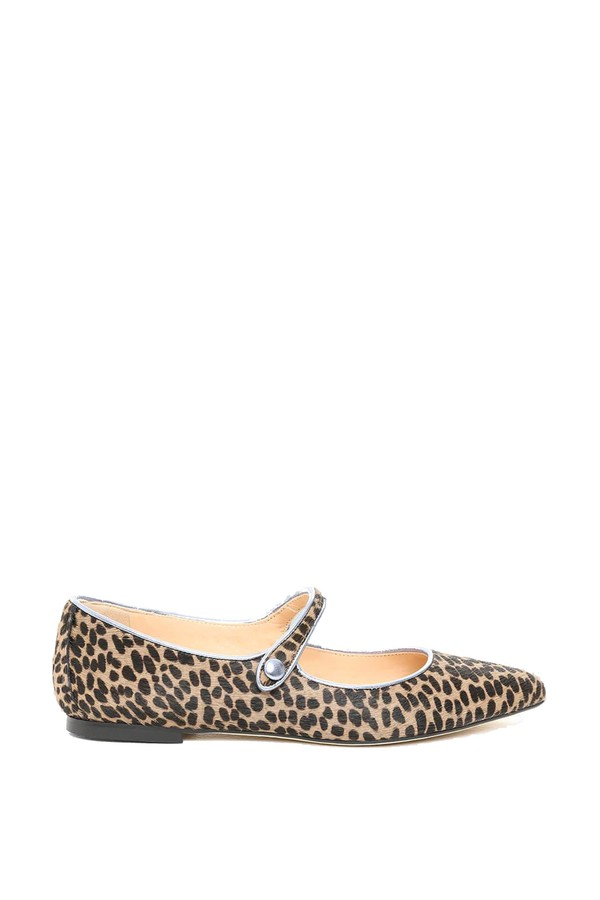 38353a067c Leopard Mary Jane Flats by Mia Moltrasio at ORCHARD MILE