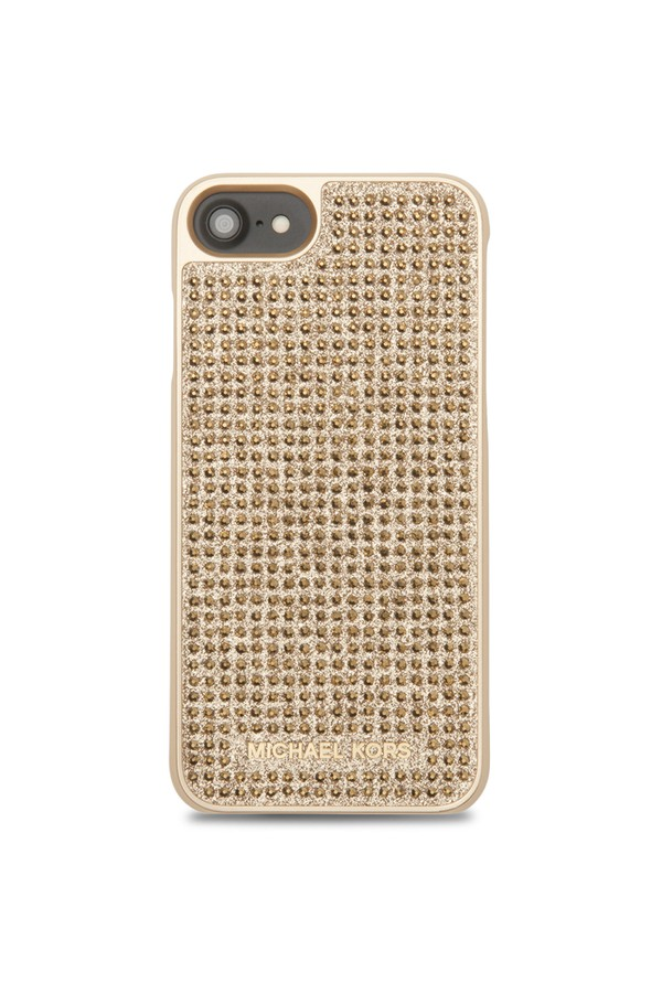 pave crystal iphone 7 case by michael kors collection at. Black Bedroom Furniture Sets. Home Design Ideas