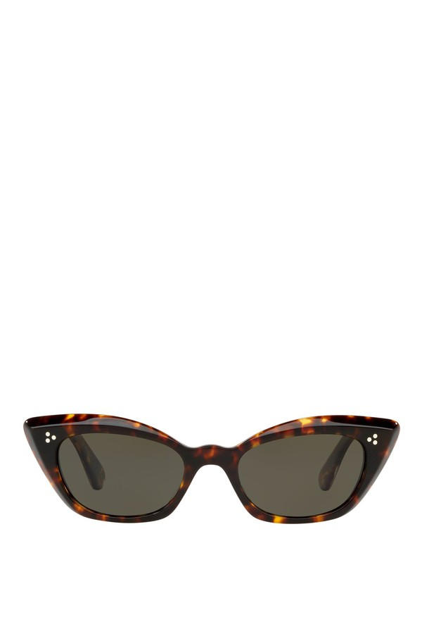 ea4c3e1ea789 Bianca Tortoise Sunglasses by Oliver Peoples at ORCHARD MILE
