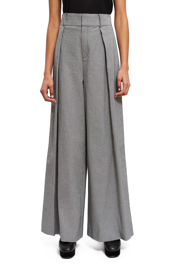b751a4a37f4 Wide Leg Trouser by Opening Ceremony at ORCHARD MILE