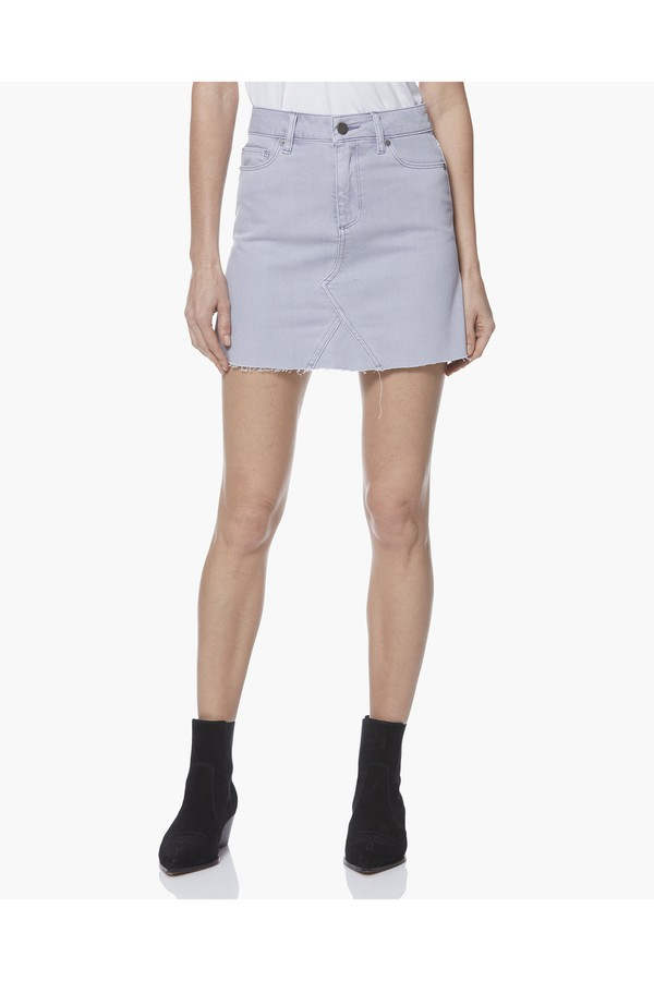 89d124354 Aideen Skirt - Vintage Lavender Fog by PAIGE at ORCHARD MILE