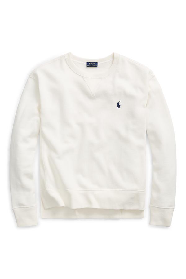 34ea7b31 Lightweight Fleece Sweatshirt by Polo Ralph Lauren at ORCHARD MILE