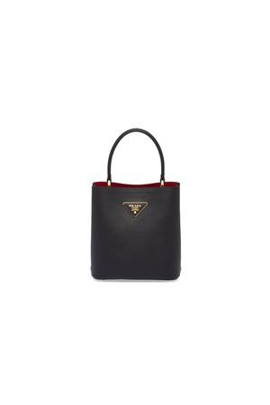 cb13882de08 Image of Prada Satchels. Prada Prada Panier Small Saffiano Bag