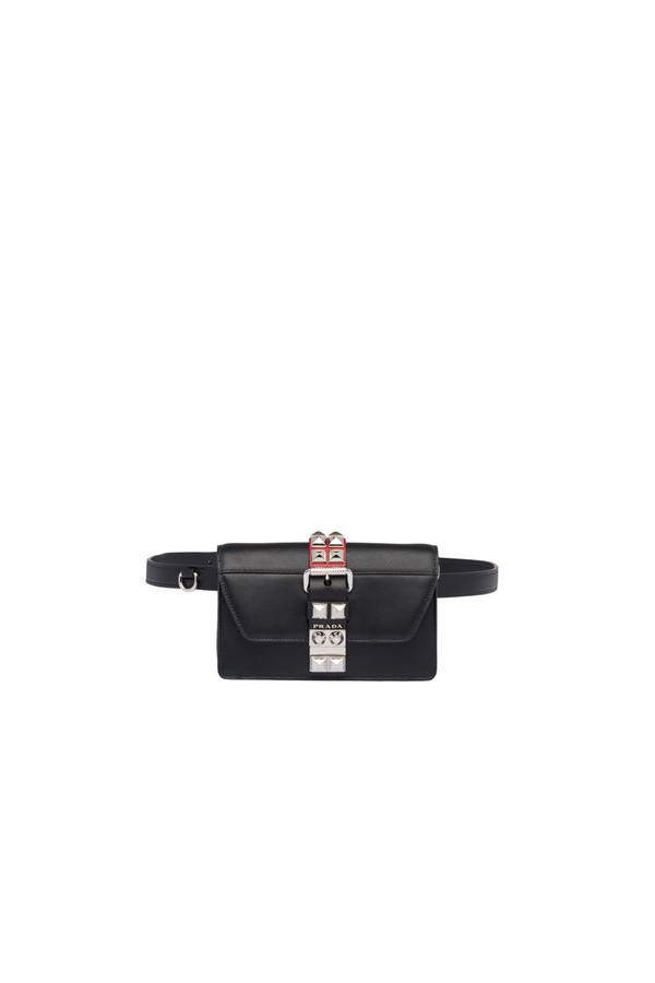 1c14d445e0 Prada Elektra Leather Belt Bag