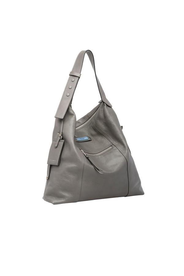 de5d97e0724b Prada Etiquette Leather Bag by Prada at ORCHARD MILE