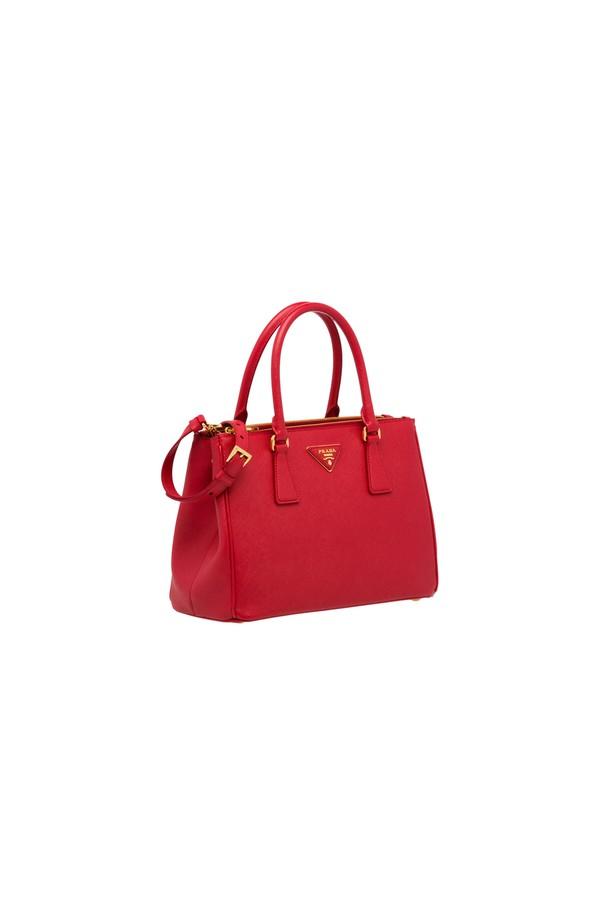 4cdbd8410c5a Prada Galleria Small Saffiano Leather Bag by Prada at ORCHARD MILE