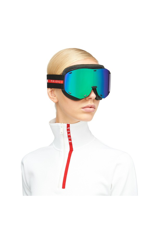 31b2ff43a6 Prada Linea Rossa Ski Goggles by Prada at ORCHARD MILE