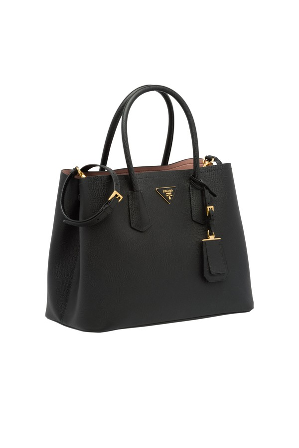 4bb45b7fe8b Prada Double Bag Large by Prada at ORCHARD MILE