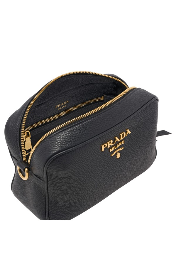 11548ecee73d4a Leather Shoulder Bag by Prada at ORCHARD MILE