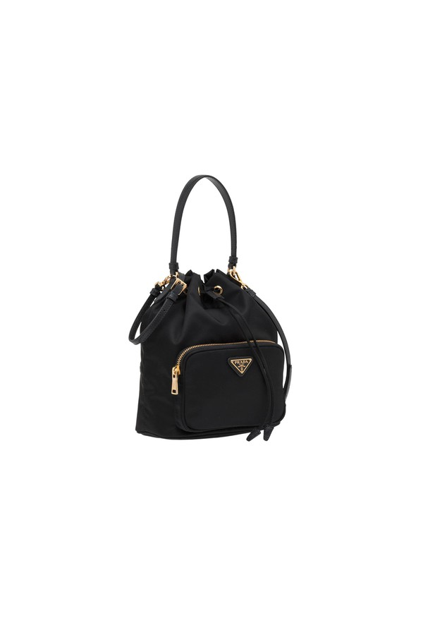 68fe74b4df454a Fabric Shoulder Bag by Prada at ORCHARD MILE