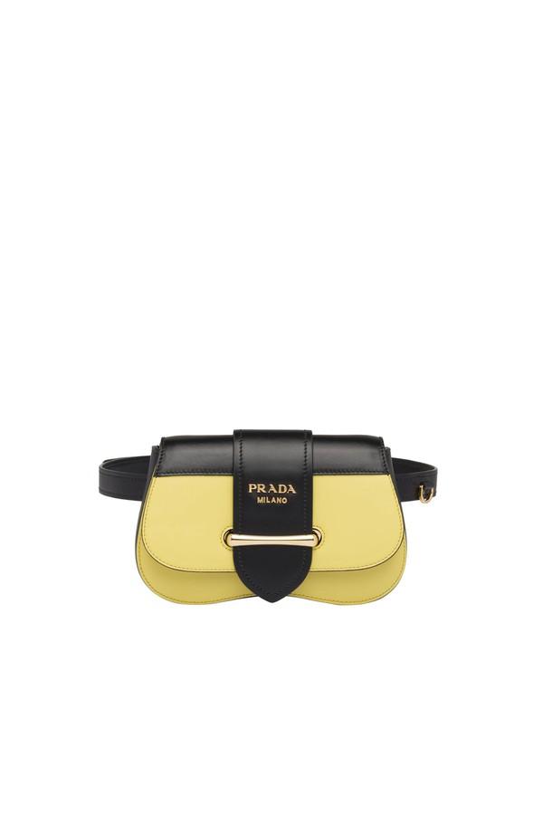 d89d957029696e Prada Sidonie Leather Belt-Bag by Prada at ORCHARD MILE