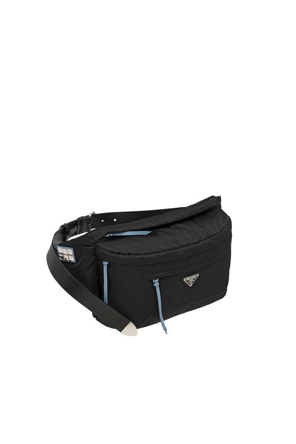 72ab8241f914 Prada Black Nylon Belt Bag by Prada at ORCHARD MILE