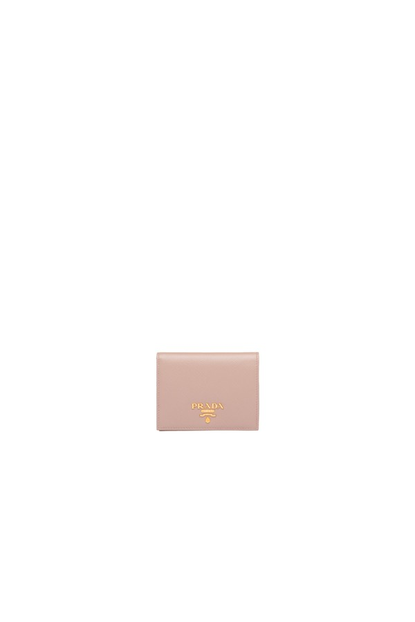 1ee847a3f07695 Small Saffiano Leather Wallet by Prada at ORCHARD MILE