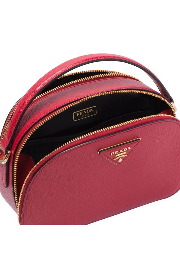 f7213a9b0f1966 Prada Odette Saffiano Leather Bag by Prada at ORCHARD MILE