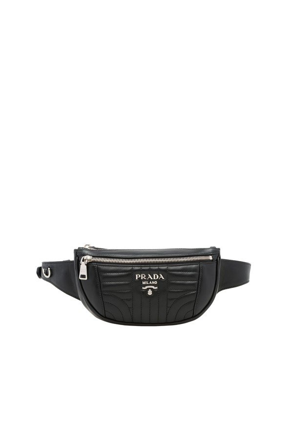349e225bbca7 Prada Diagramme Leather Belt Bag by Prada at ORCHARD MILE