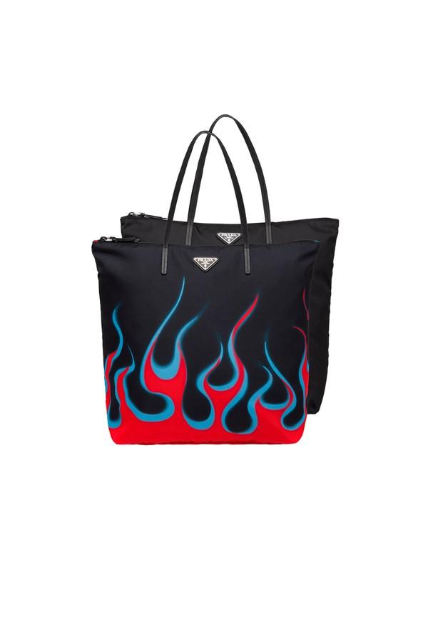5ec70995be93 Prada Twin Bag In Nylon by Prada at ORCHARD MILE